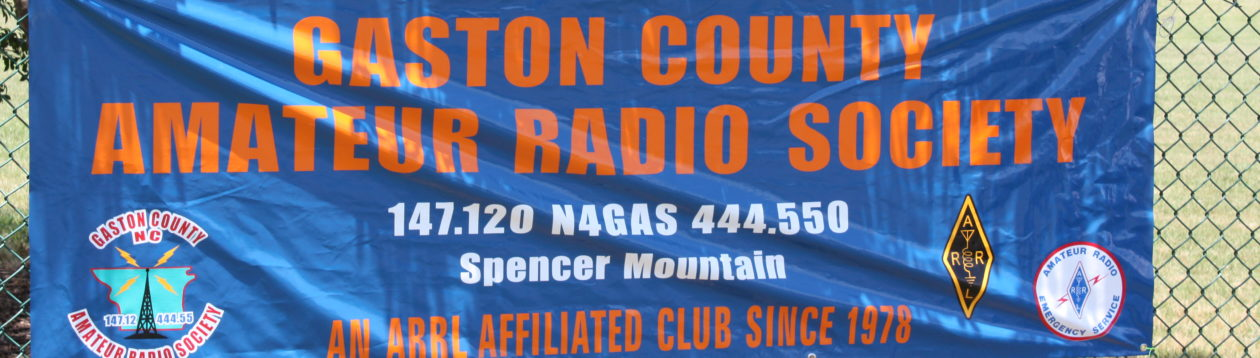 Gaston County Amateur Radio Society – GCARS